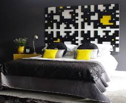 black white and yellow bedroom marvellous black and yellow bedroom decor images best