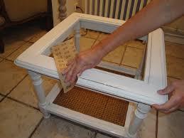 escalier peint 2 couleurs patiner ou céruser des meubles ou objets en bois le jardin de l
