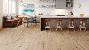 White Washed Laminate Flooring 150mm European Solid Oak White Washed Wood Flooring