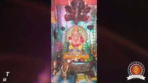 tiwari ajay home ganpati decoration video 2016 www ganpati tv