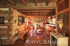 artist retreat log cabin kentucky land for sale country living