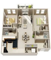 modern 2 bedroom apartment floor plans 50 two 2 bedroom apartment house plans bedroom apartment