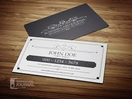 Classic Name Card Design The World U0027s Best Photos Of Businesscarddesign And Namecard