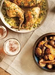 cuisiner un lapin lapin braisé à la bière ricardo