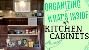 how to clean inside of cabinets cleaning and organizing my kitchen cabinets what s inside my kitchen cabinets