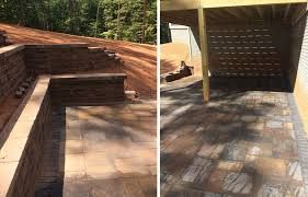 Building Patios by Belgard Assists In Building Patios For Disabled Veterans
