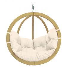 amazonas globo hanging pod chair with stand