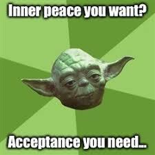 Inner Peace Meme - advice yoda meme imgflip