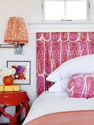 Pink And Orange Bedroom Remodelaholic Best Colors For Your Home Fuchsia