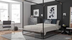industrial bedrooms bedroom sv blacksmith bed 001 industrial bedroom 2017 2