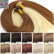 keratin tip extensions 7a remy hair extensions flat tip keratin fusion