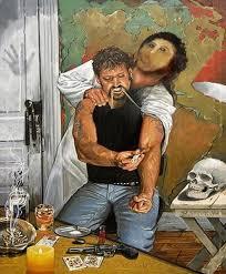 Monkey Jesus Meme - image 383176 potato jesus know your meme