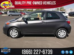 for sale toyota yaris used 2013 toyota yaris l for sale in victorville ca serving