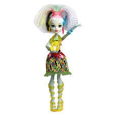 Monster High Halloween Costumes Frankie Stein by Monster High Electrified High Voltage Frankie Stein Doll Mattel