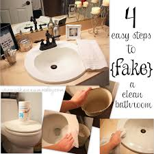 how to clean a bathroom officialkod com