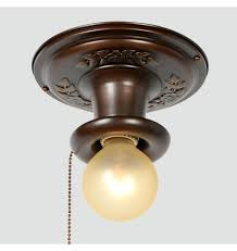 Wall Sconce With Pull Chain Switch Pull String Wall Light Fixture Replace Chain Switch Mount 29677
