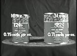 buying food 1950 youtube
