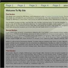 green swish template free website templates in css html js