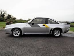 opel manta interior rare opel manta 400 up for auction autoclassics com