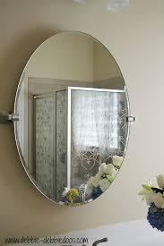 Remove Mirror Glued To Wall Removing Builder Grade Bathroom Mirrors Debbiedoos