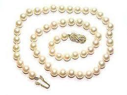 pearls necklace ebay images Mikimoto fine jewelry ebay JPG