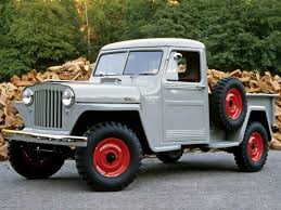 first willys jeep 15 of the most revolutionary pickups ever made
