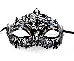 metal masquerade mask luxury metal laser cut womens masquerade mask