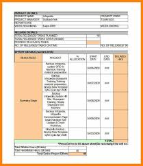 manager weekly report template 7 weekly status report bookkeeping resume
