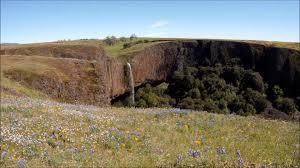 Table Mountain Oroville Ca Phantom Falls Coal Canyon Table Mountain Youtube