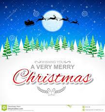 wishing you a merry stock illustration illustration