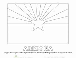100 ideas arizona flag coloring page on freenewyear2018 download