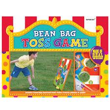 bean bag toss game birthdayexpress com