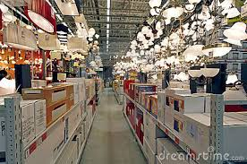 home depot lighting department how to maximize your shopping at big box home improvement stores 2