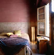 Dusty Pink Bedroom - color love riad charai in morocco remodelista