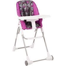 Evenflo High Chair Replacement Cover Evenflo Symmetry Flat Fold High Chair Daphne Walmart Com