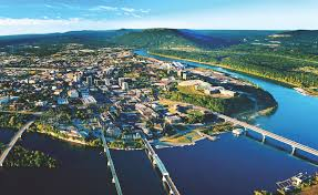Map Of Chattanooga Tennessee by Ironman 70 3 Chattanooga Course Ironman Official Site Ironman