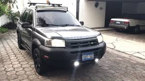 land rover mod land rover freelander 2002 mod youtube