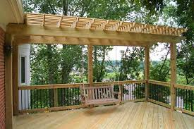 pergola designs atlanta decking u0026 fence company