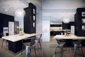 Kitchen With Dining Room Designs Cool Dining Room Design For Stylish Entertaining