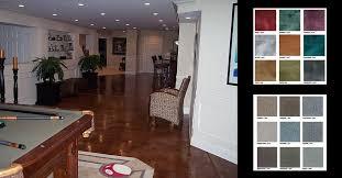 Good Home Network Design Basement Flooring Why Concrete Is A Good Basement Floor Option