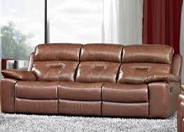 3 Seater Leather Recliner Sofa Furniture Link Daytona Leather 3 Seater Recliner Sofa 3 Or 4