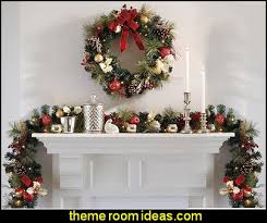 Decorated Christmas Wreaths Ideas by Decorating Theme Bedrooms Maries Manor Christmas Decorating