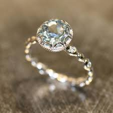 vintage inspired engagement rings best 25 vintage style engagement rings ideas on