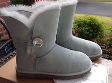 ugg s bailey button boots peacock green ugg swarovski clothing shoes accessories ebay