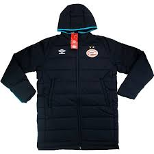 Bench Padded Jacket 2016 17 Psv Umbro Padded Bench Jacket Bnib Category Classic