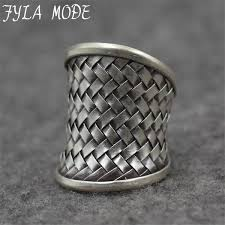 fine fashion rings images Fyla mode 925 jewelry antique thai silver ring fine fashion jpg