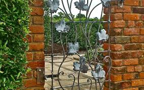 pergola trellis metal unforeseen metal umbrella trellis