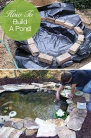 Backyard Ponds And Fountains Best 25 Small Backyard Ponds Ideas On Pinterest Small Garden