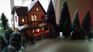 story lighted house from the gift shop cleveland ohio