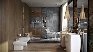 Modern Bathroom Modern Bathroom By Paul Vetrov Wood And Shadows